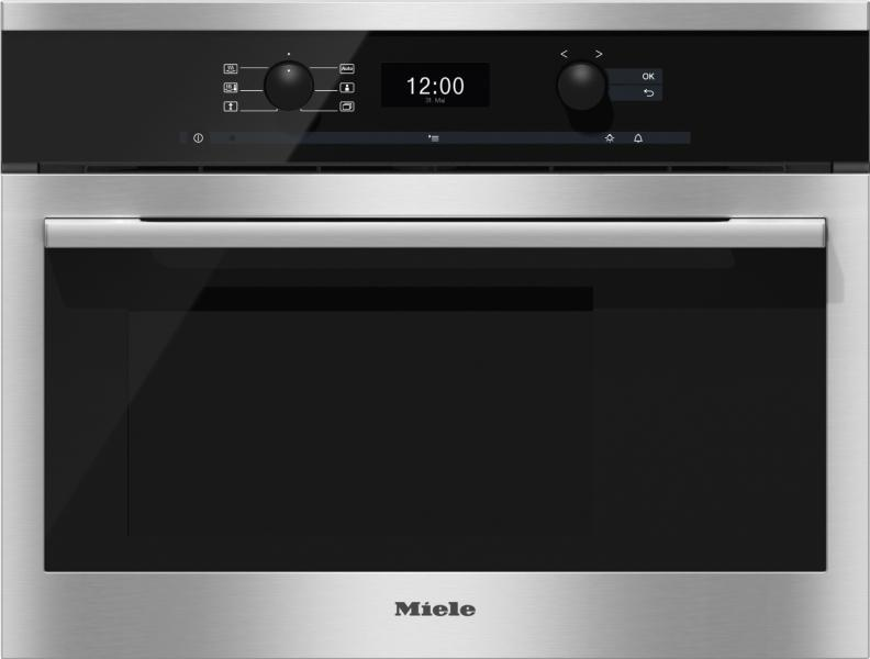 miele dg 6300 cs oven van miele dg 6300 cs electromania. Black Bedroom Furniture Sets. Home Design Ideas