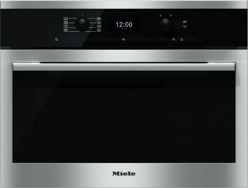 miele dgc 6300 cs oven van miele dgc 6300 cs electromania. Black Bedroom Furniture Sets. Home Design Ideas